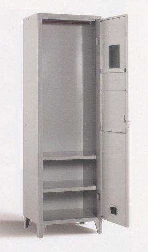Armadi spogliatoio speciali armadio spogliatoio mod - Armadietti per esterno in plastica ...