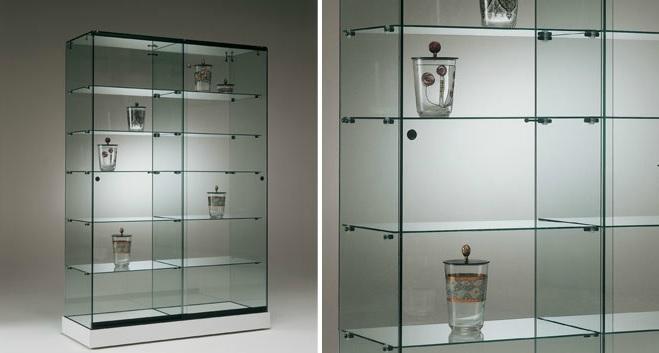 Bacheche Per Ufficio : Vetrina base nova vetrina mod. base nova vetrine da interni