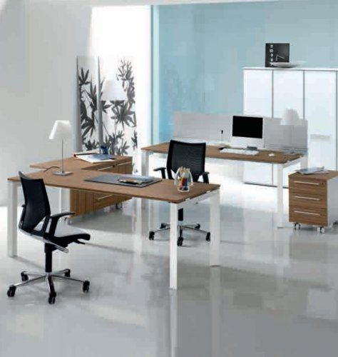 Scrivania mod entity dvo scrivanie operative mobili for Scrivanie operative ufficio