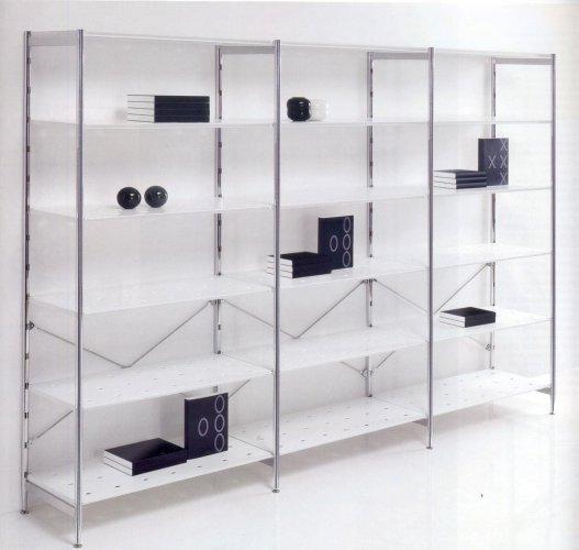 Libreria air ca librerie componibili mobili per for Negozi mobili ufficio