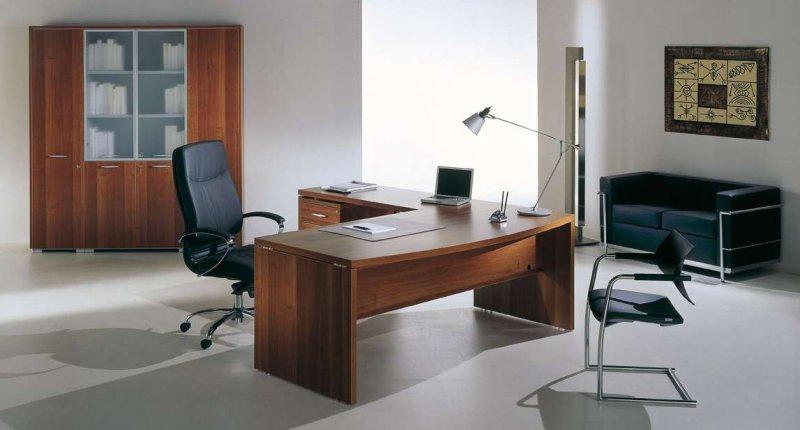 Flux imo scrivanie direzionali mobili per ufficio for Divisori per scrivanie ufficio