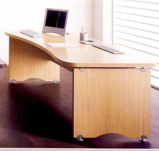 Scrivania next bon scrivanie direzionali mobili per for Negozi mobili ufficio