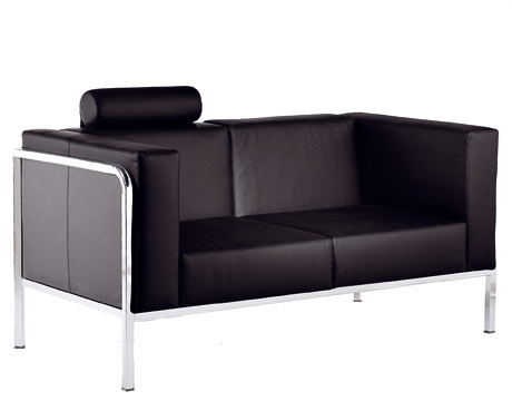 Poltrone e divano d 39 attesa mod zoom ds poltrone e - Divani per ufficio ...