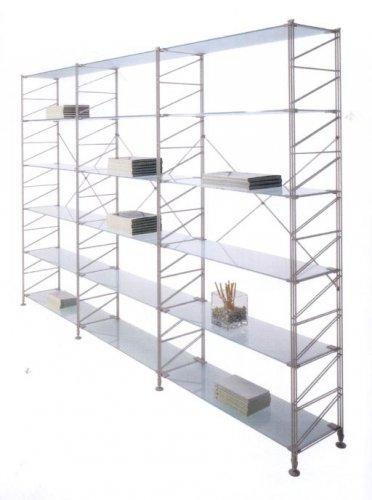 Libreria mod socrate profondit cm 35 librerie for Negozi mobili ufficio