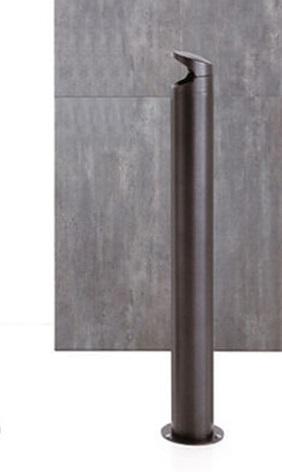 Posacenere per esterno mod externo 305 posacenere da for Esterno o externo