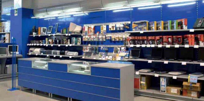 Banco cassa mod artek prodotti appia office arredi for Scaffali arredo