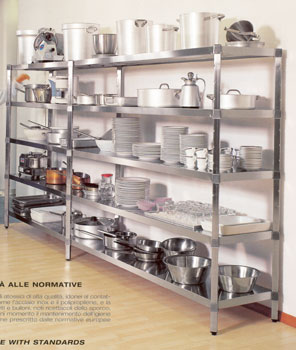 Cucine Inox Usate. Finest With Cucine Inox Usate. Awesome Cucina ...