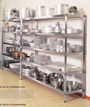Emejing Cucine In Acciaio Inox Usate Gallery - acrylicgiftware.us ...