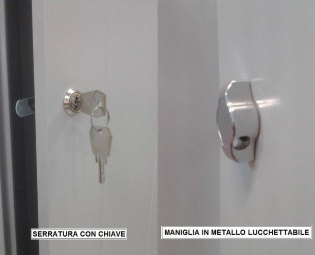 Armadi Metallici Per Spogliatoio.Armadi Spogliatoio Mod Sporco Pulito Prodotti Appia Office