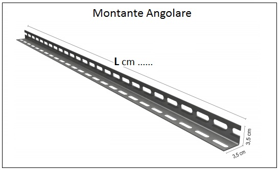 Angolari In Ferro Per Scaffali.Scaffali A Bullone Prodotti Appia Office