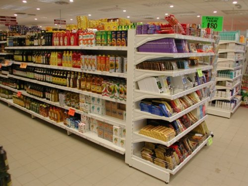 Supermercati generi alimentari prodotti appia office for Arredamenti per supermercati