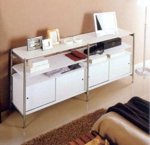 Libreria air ca librerie componibili mobili per for Cioccari arredamenti via appia