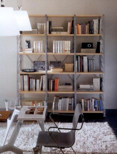 Libreria mod socrate profondit cm 35 librerie for Cioccari arredamenti via appia