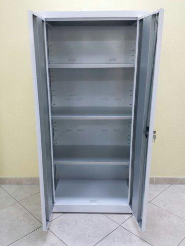ARMADI DA BALCONE ZINCOPLASTIFICATI - Prodotti - Appia Office ...